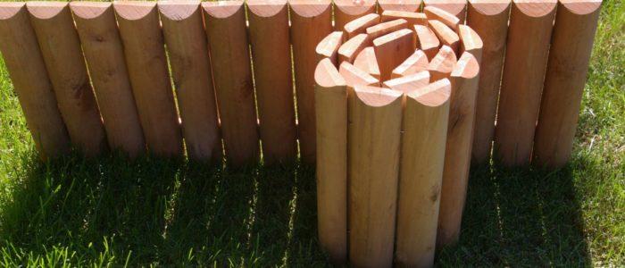 wyroby z drewna, mała architektura ogrodowa