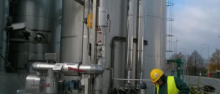 czyszczenie chemiczne i mechaniczne