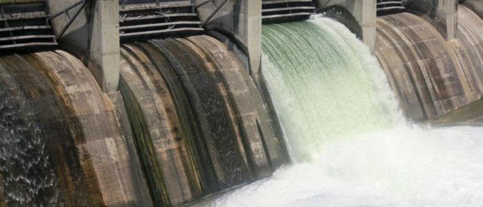 prace remontowe śluz i akwenów wodnych